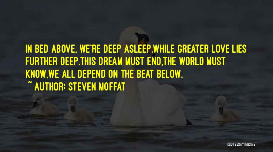 Steven Moffat Quotes 467229