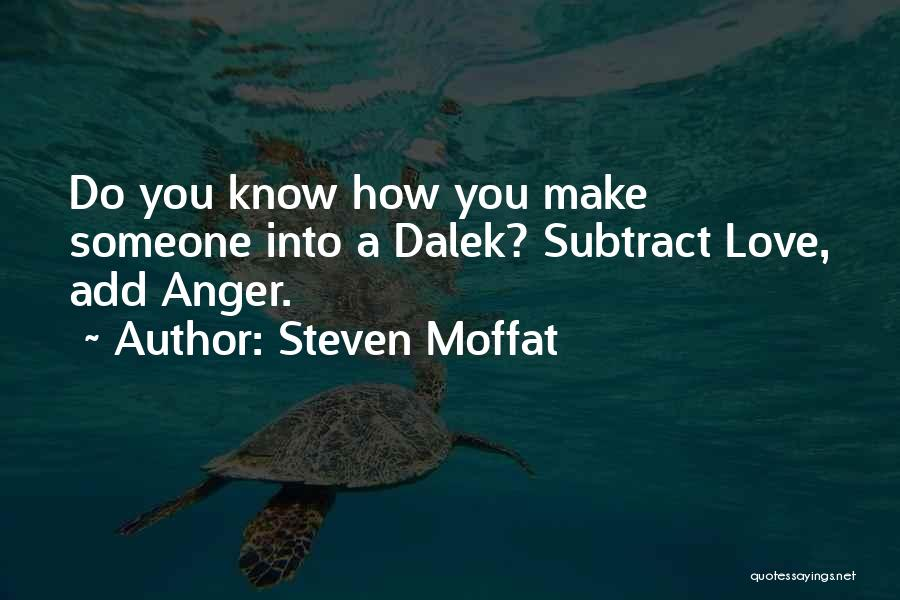 Steven Moffat Quotes 518920