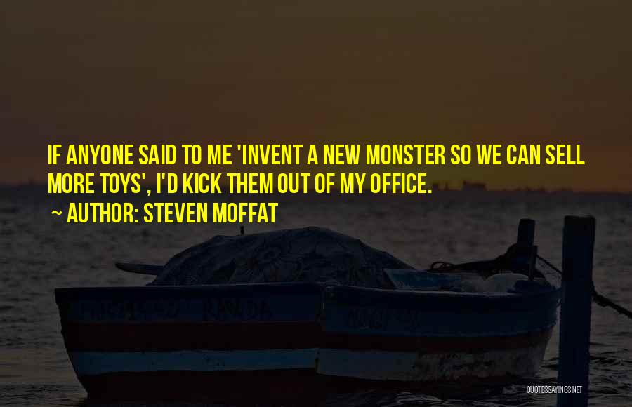Steven Moffat Quotes 675731