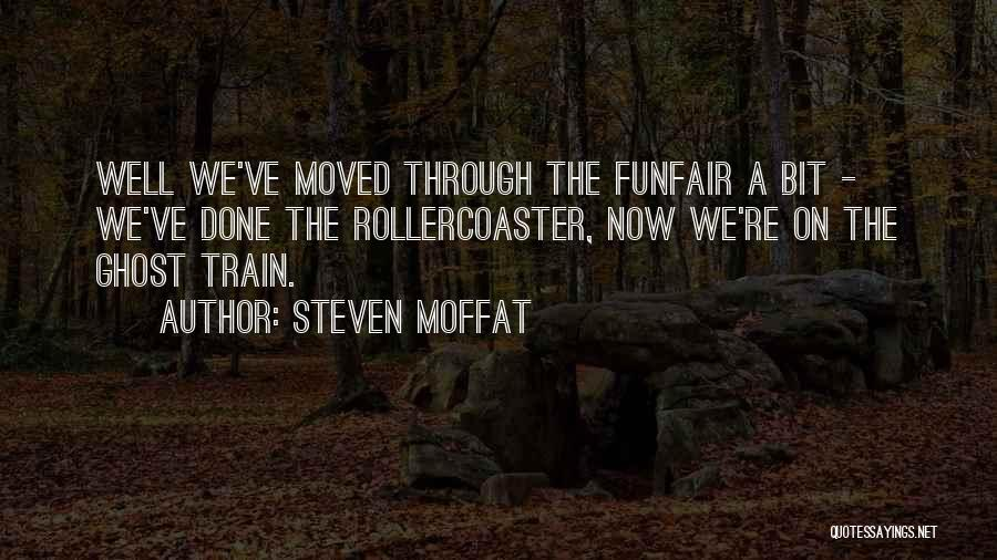 Steven Moffat Quotes 679736