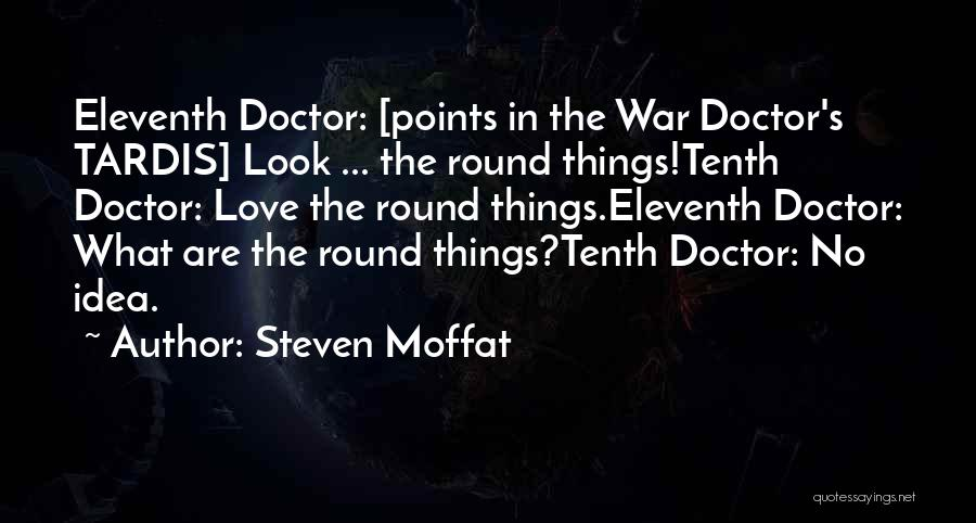 Steven Moffat Quotes 935542
