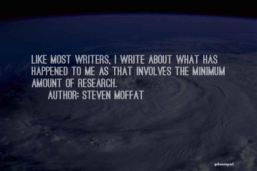Steven Moffat Quotes 991628