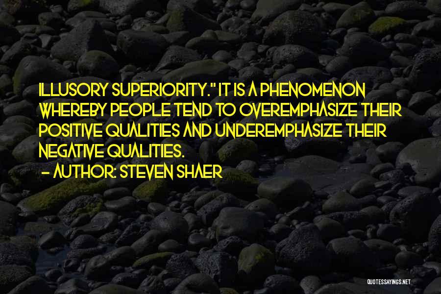 Steven Shaer Quotes 201707