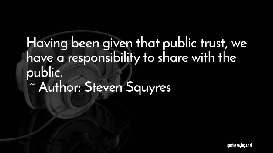 Steven Squyres Quotes 1186808