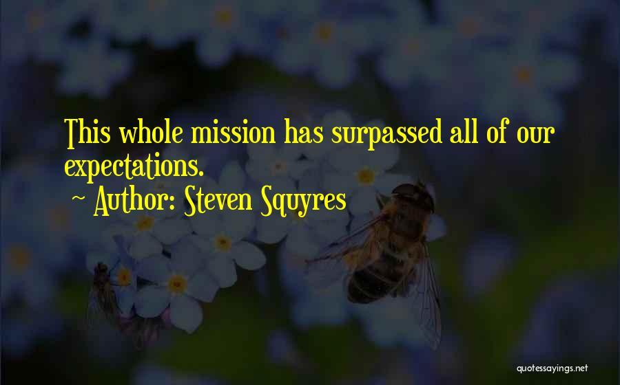 Steven Squyres Quotes 892321