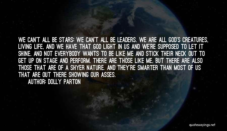 Stick In There Quotes By Dolly Parton