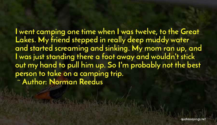 Stick In There Quotes By Norman Reedus