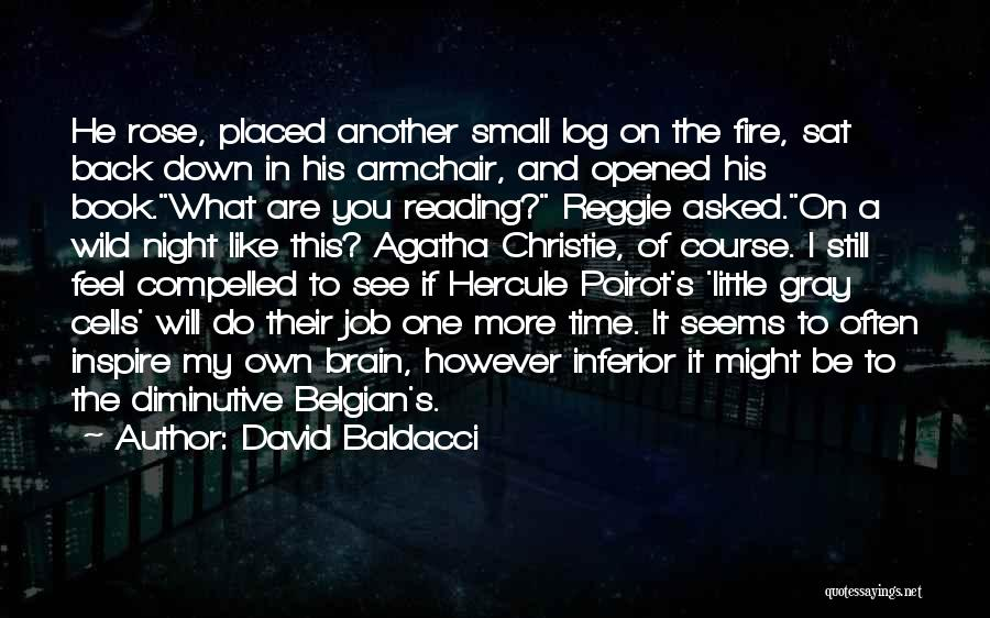 Still Like You Quotes By David Baldacci