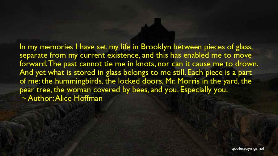 Still Living In The Past Quotes By Alice Hoffman