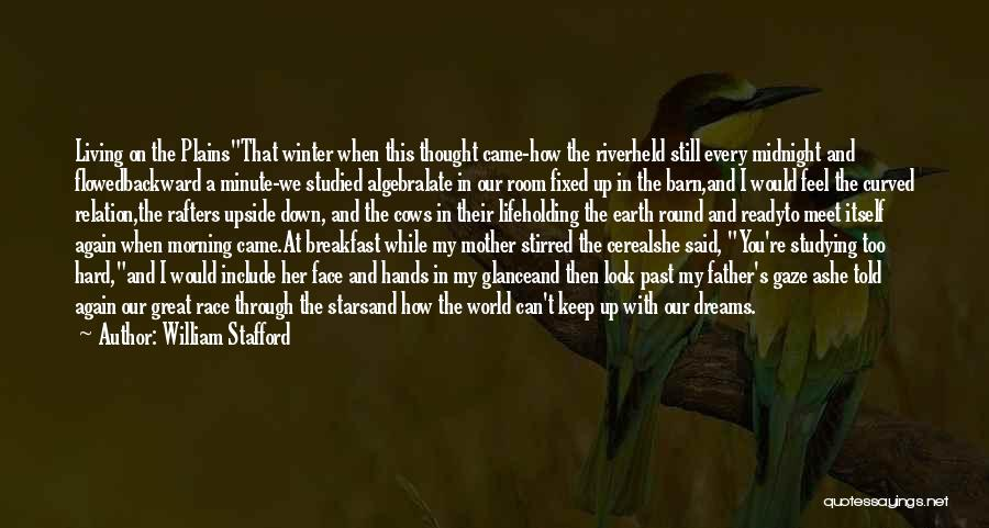 Still Living In The Past Quotes By William Stafford