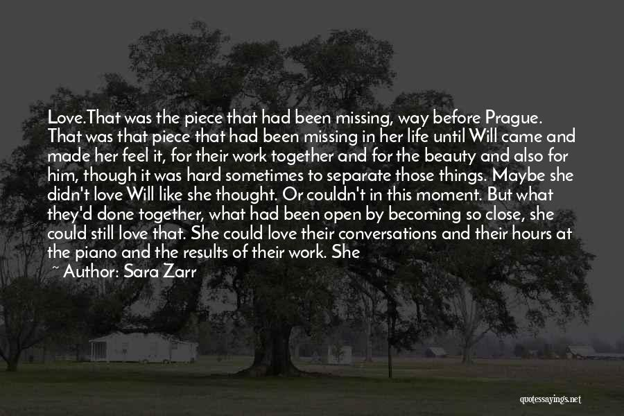 Still Missing Her Quotes By Sara Zarr