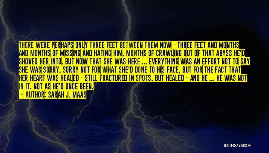 Still Missing Her Quotes By Sarah J. Maas