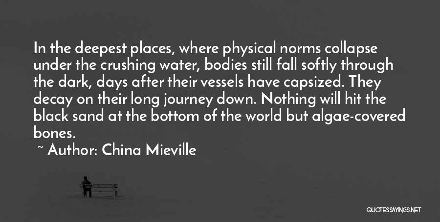 Still Water Quotes By China Mieville