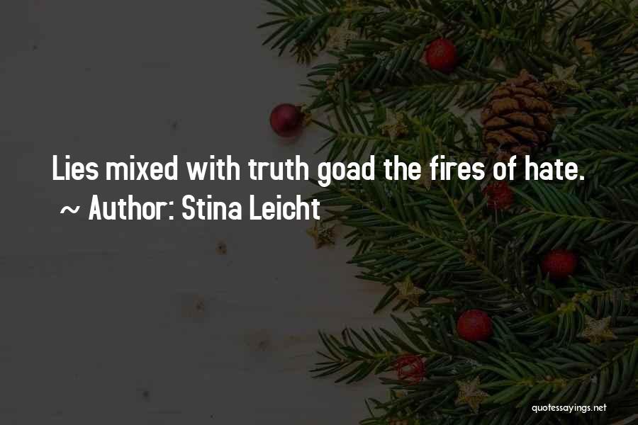 Stina Leicht Quotes 1808844