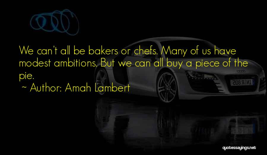 Stock Market Investing Quotes By Amah Lambert