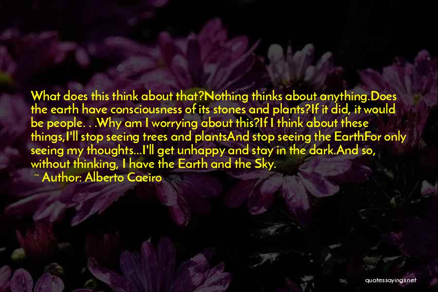 Stones And Life Quotes By Alberto Caeiro