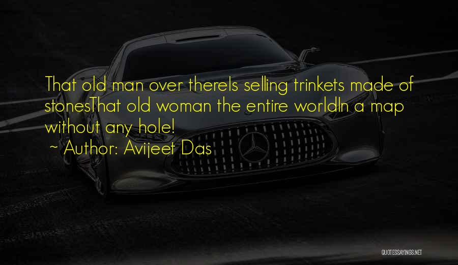 Stones And Life Quotes By Avijeet Das