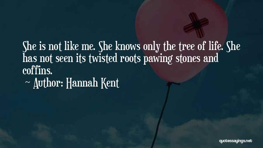 Stones And Life Quotes By Hannah Kent
