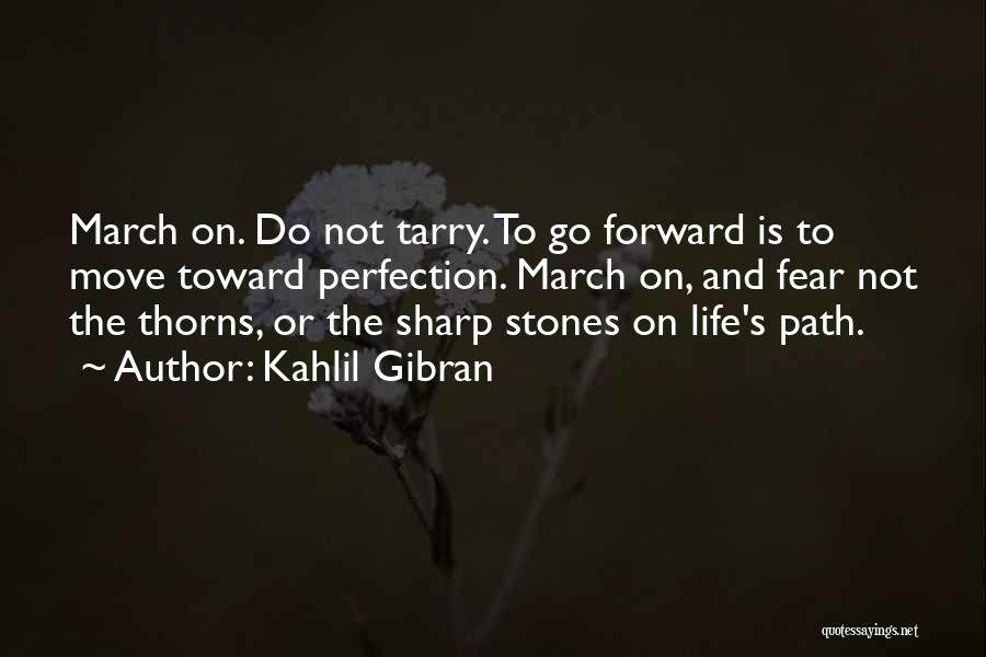 Stones And Life Quotes By Kahlil Gibran