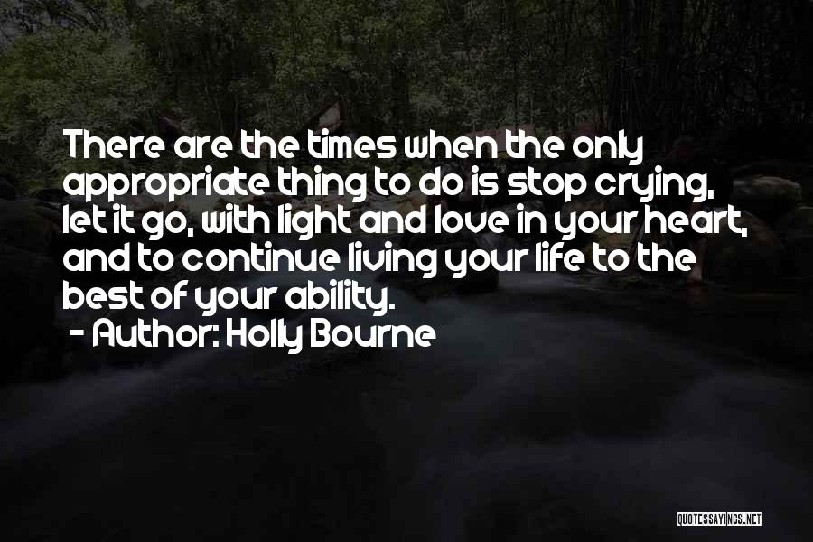 Stop Light Love Quotes By Holly Bourne