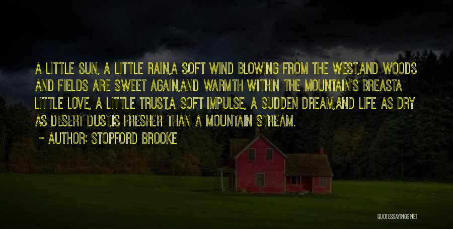 Stopford Brooke Quotes 2148584
