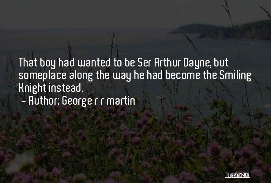Storm Of Swords Quotes By George R R Martin