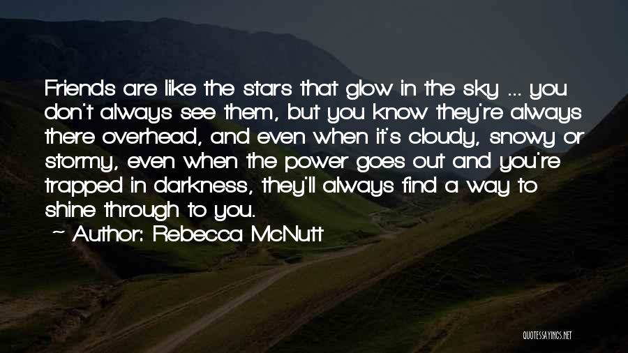 Stormy Life Quotes By Rebecca McNutt