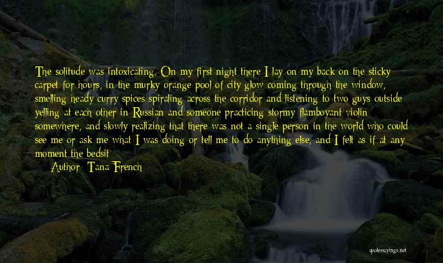 Stormy Life Quotes By Tana French