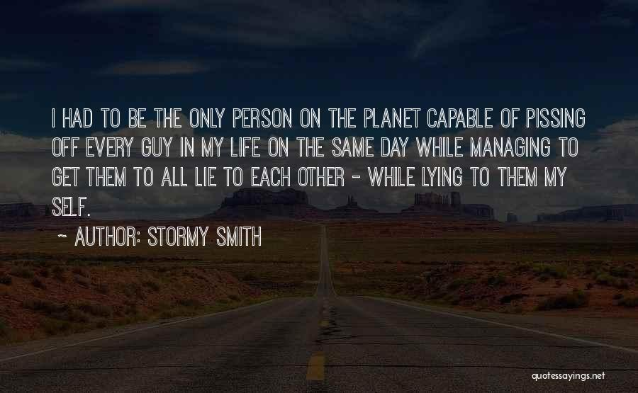 Stormy Smith Quotes 1355425