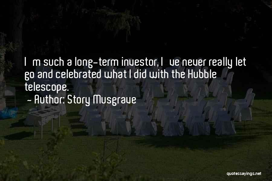 Story Musgrave Quotes 1221402