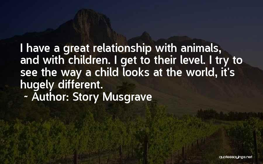 Story Musgrave Quotes 478284
