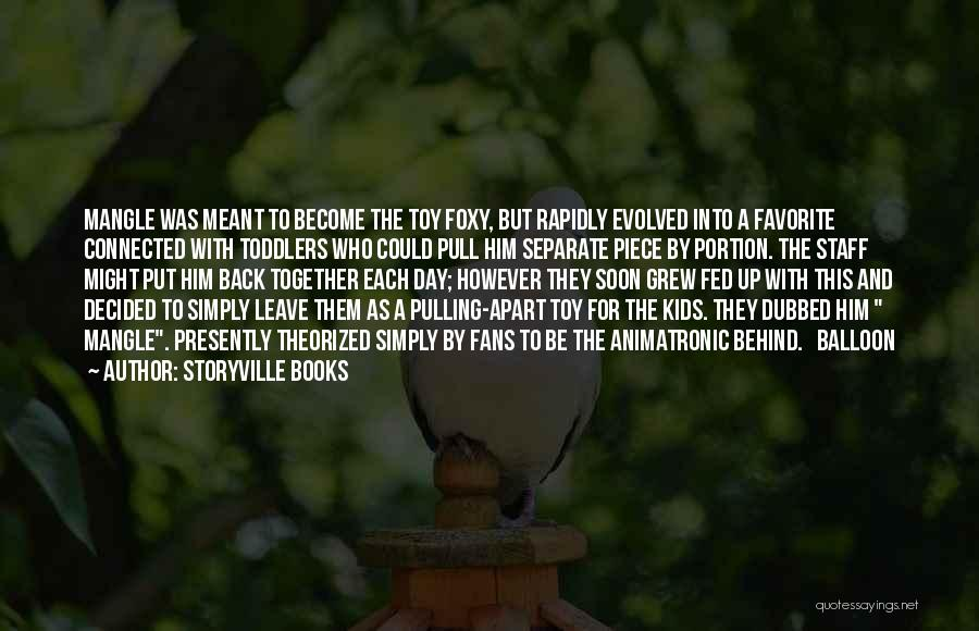 Storyville Books Quotes 85569