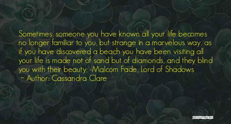 Strange Beauty Quotes By Cassandra Clare