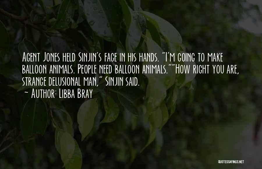 Strange Beauty Quotes By Libba Bray