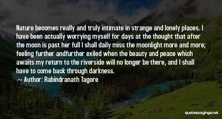 Strange Beauty Quotes By Rabindranath Tagore