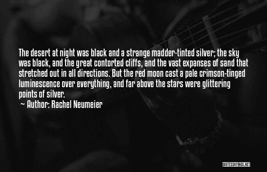 Strange Beauty Quotes By Rachel Neumeier