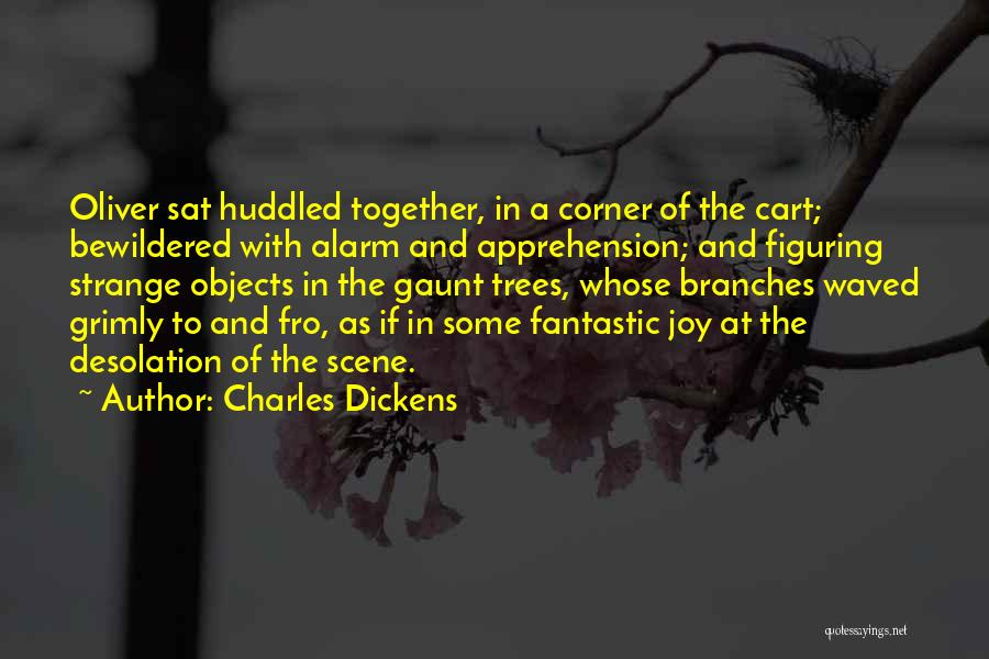 Strange Objects Quotes By Charles Dickens