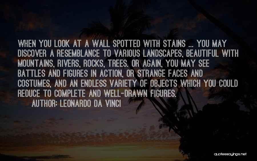 Strange Objects Quotes By Leonardo Da Vinci