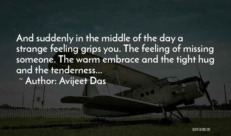 Strange Relationships Quotes By Avijeet Das