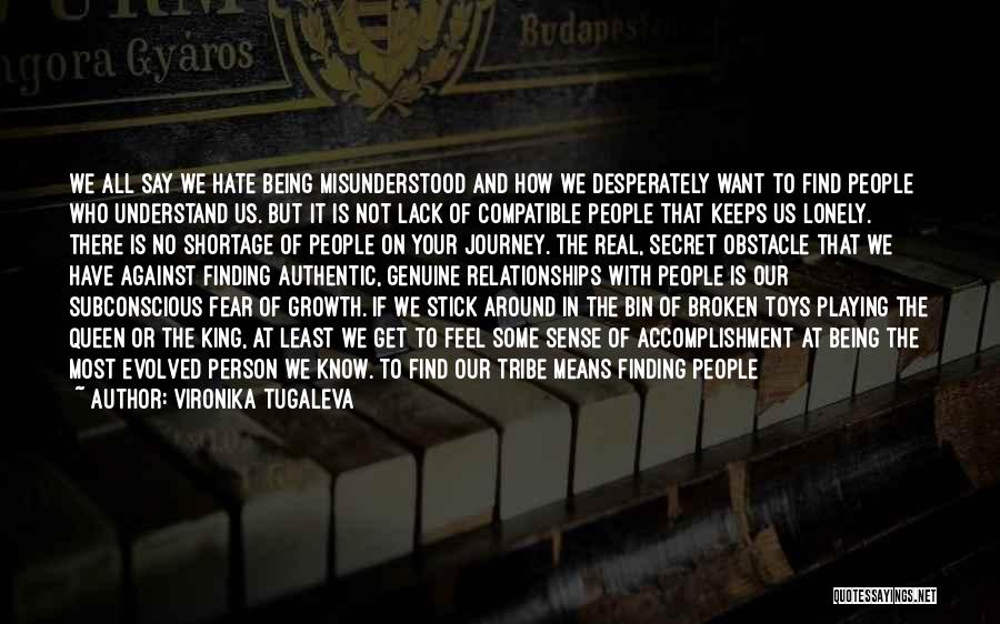 Strange Relationships Quotes By Vironika Tugaleva