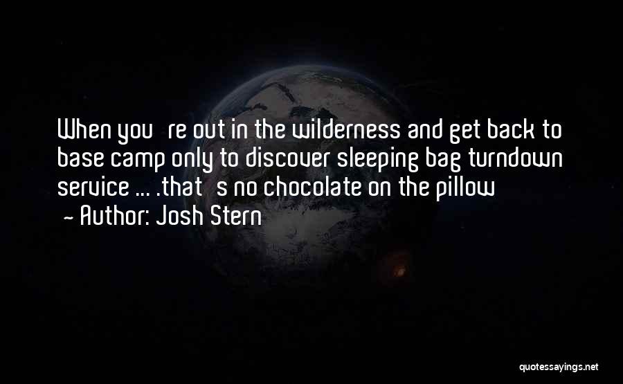 Strange Wilderness Funny Quotes By Josh Stern