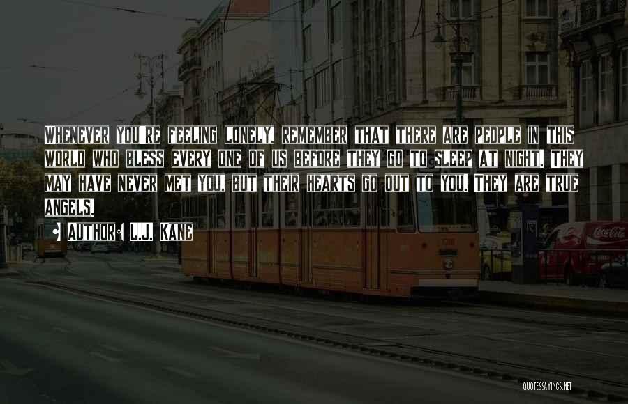 Strangers We Met Quotes By L.J. Kane