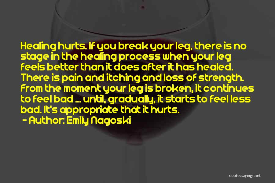 Top 7 Quotes & Sayings About Strength After Break Up