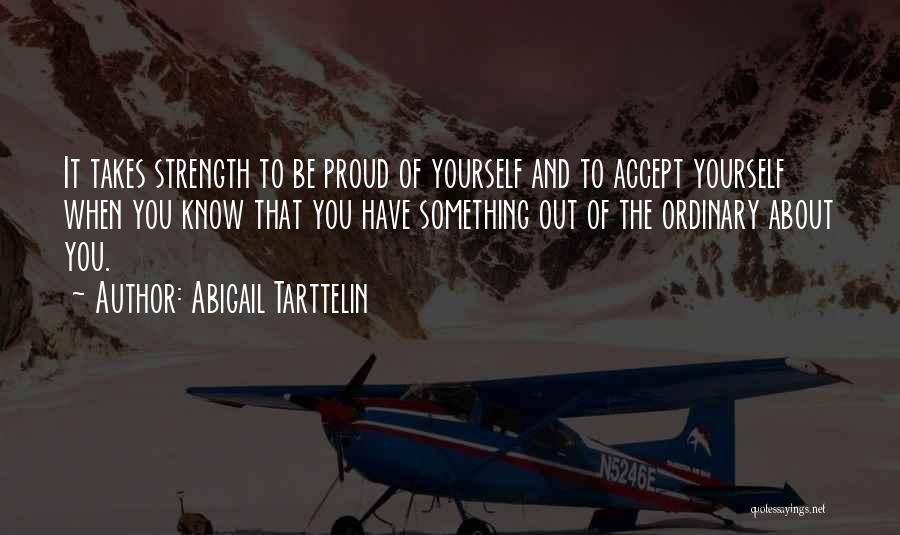Strength To Get Better Quotes By Abigail Tarttelin
