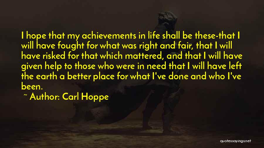 Strength To Get Better Quotes By Carl Hoppe
