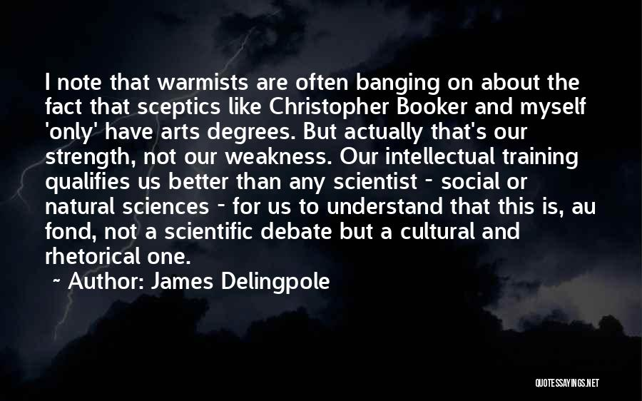 Strength To Get Better Quotes By James Delingpole