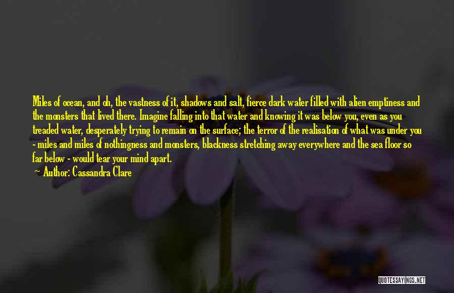 Stretching The Mind Quotes By Cassandra Clare
