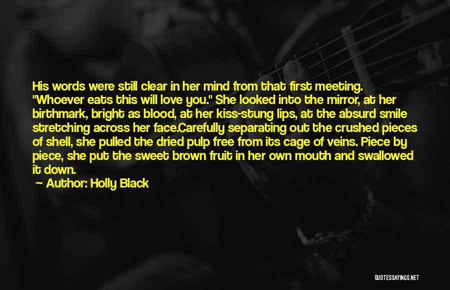 Stretching The Mind Quotes By Holly Black
