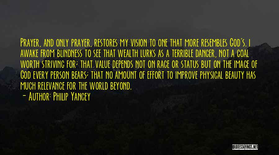 Striving To Improve Quotes By Philip Yancey