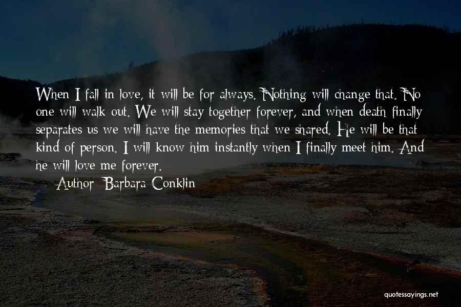 Strobe Quotes By Barbara Conklin
